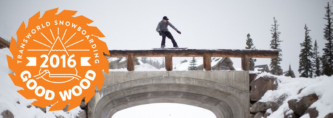 Ce înseamnă eticheta Transworld Snowboarding Good Wood?