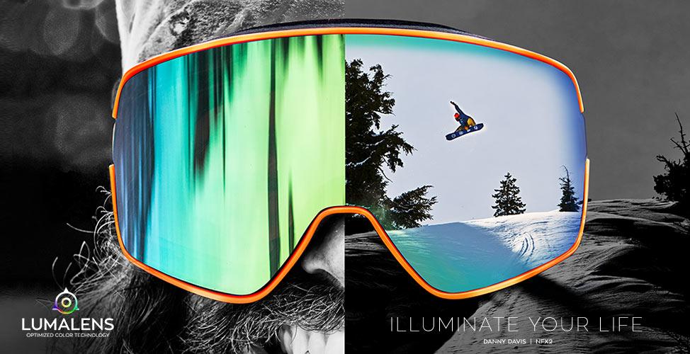 LUMALENS - Noua tehnologie revoluționară a lentilelor Dragon